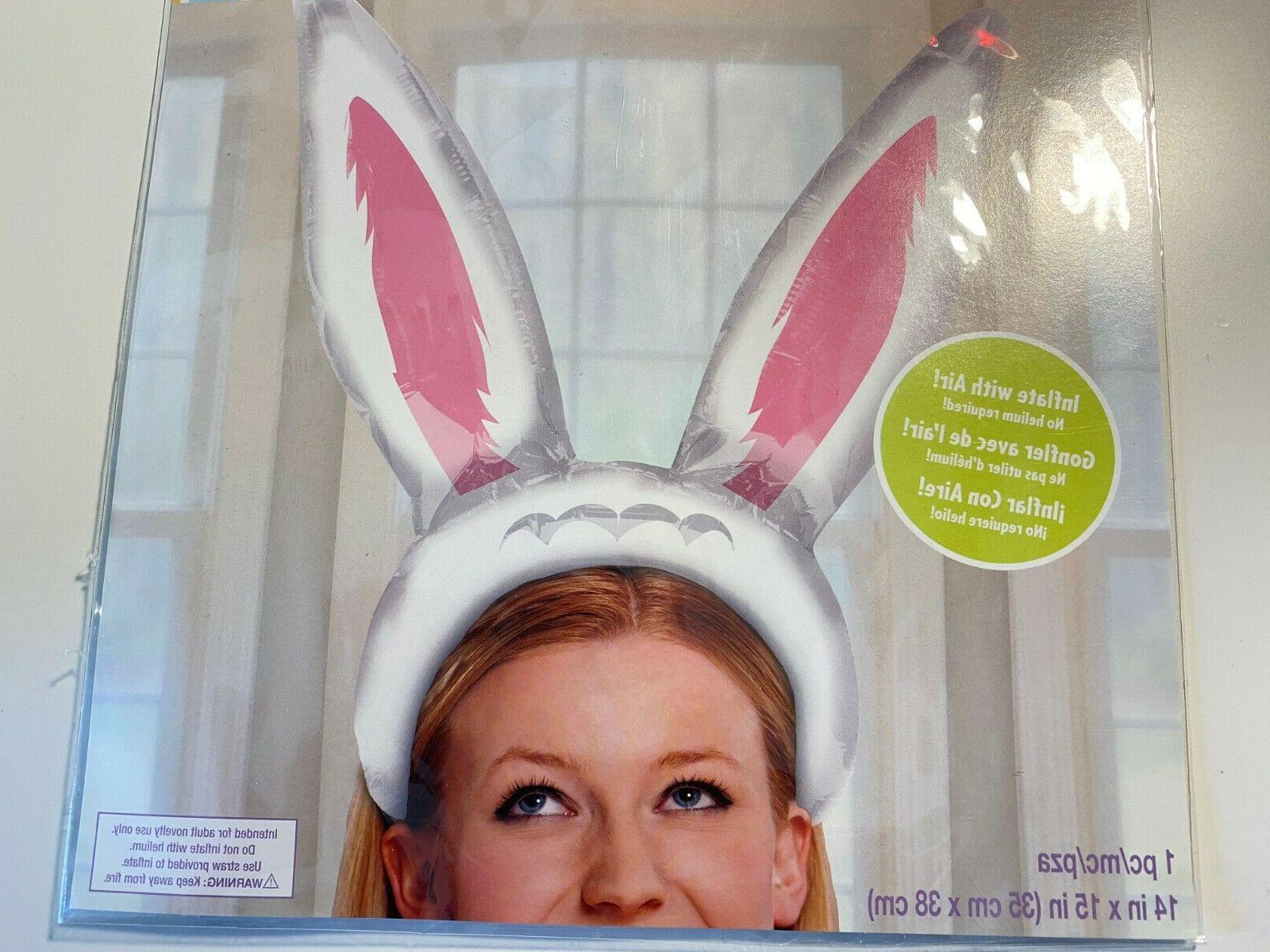 Inflatable White Wearables Easter