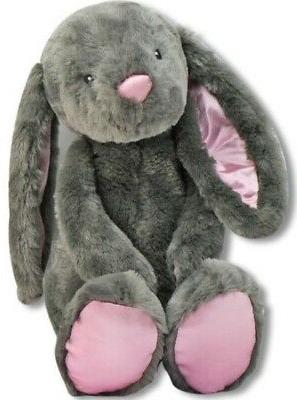 kelli plush long eared easter bunny rabbit