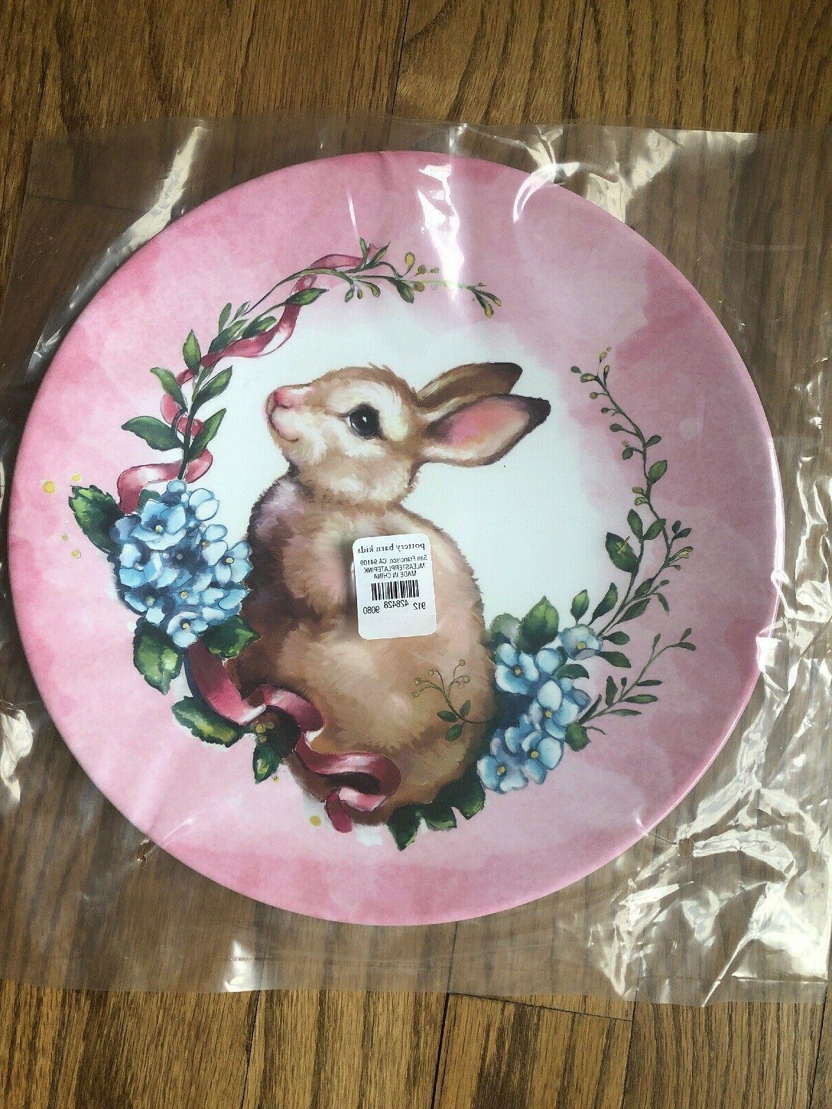 Pottery Kids Monique Lhuillier Bunny Easter - Pink-