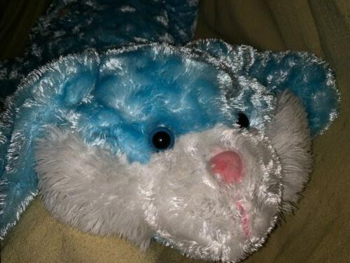 Dan Blue Easter Bunny Plush NWOT