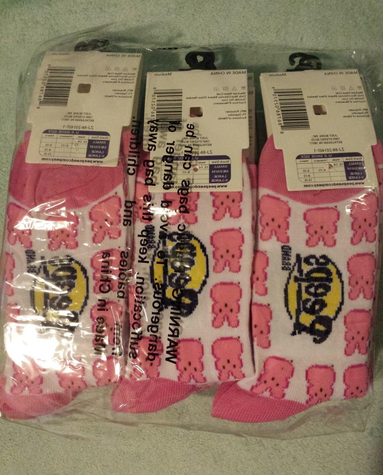 Peeps *Limited Socks/Liners Men 5-10