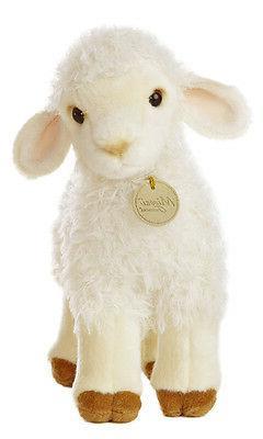 Lovely Lamb Miyoni 10 inch Plush Soft Easter Toy Stuffed Ani