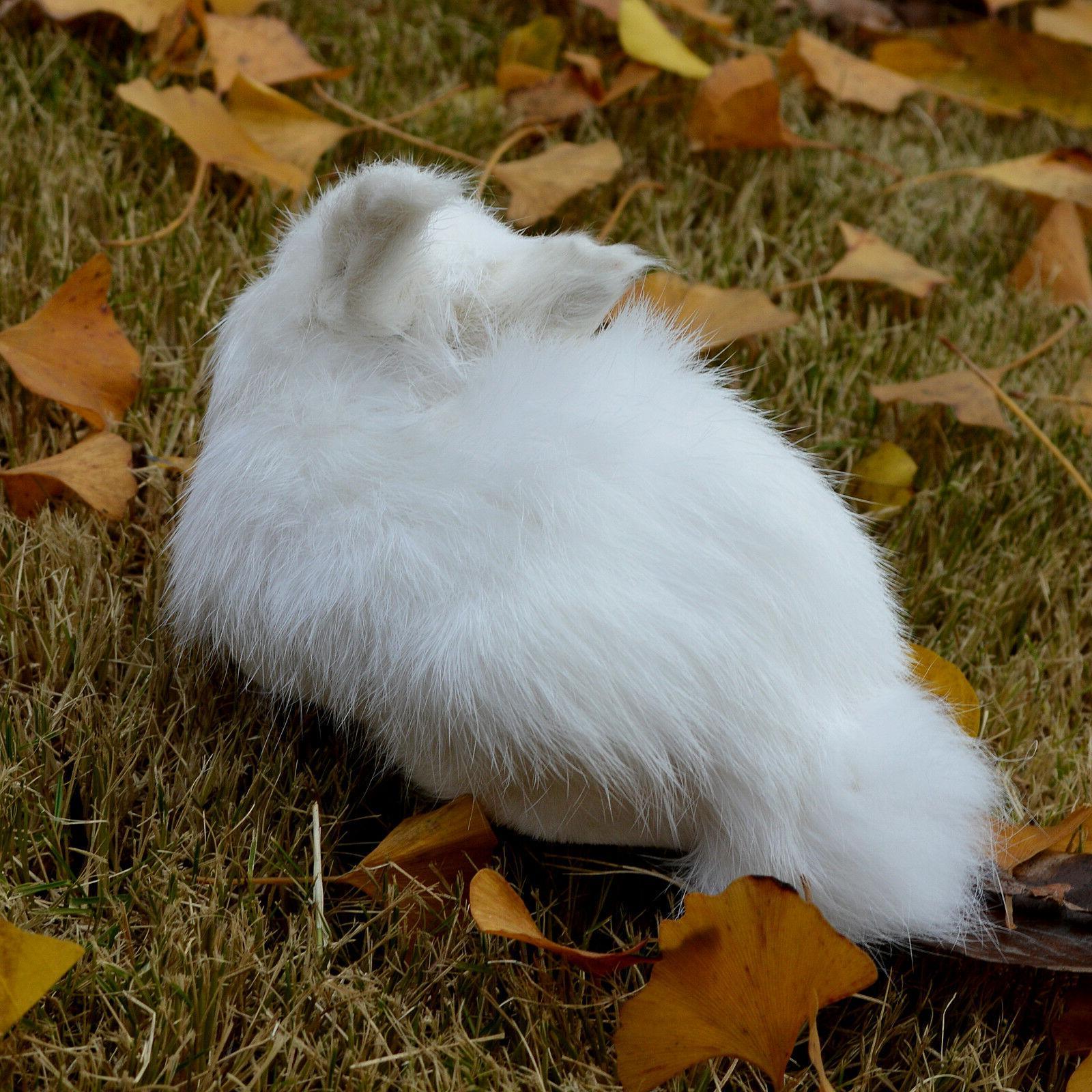 Mini Plush Rabbits Lifelike
