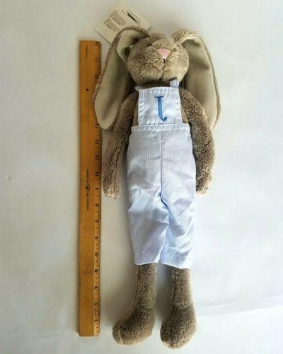 NEW Pottery Plush Easter Bunny Animal