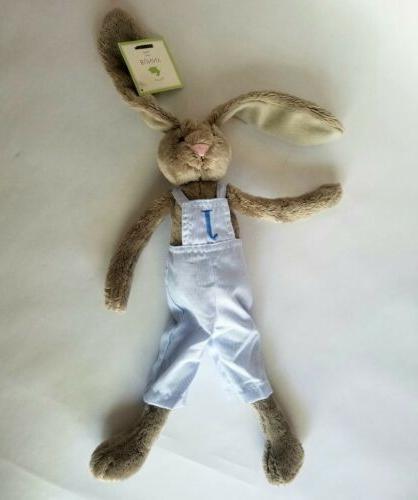 NEW Plush Floppy Ear Skinny Easter Bunny Animal