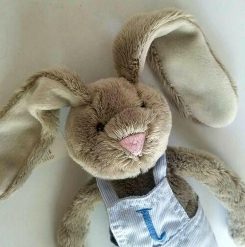 Plush Floppy Ear Easter Rabbit Animal