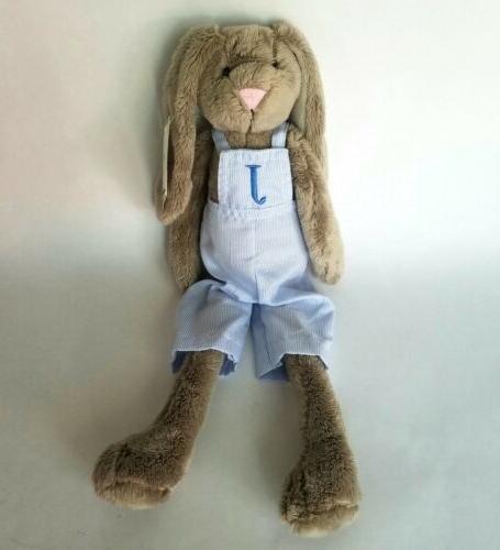 new plush floppy ear skinny easter bunny