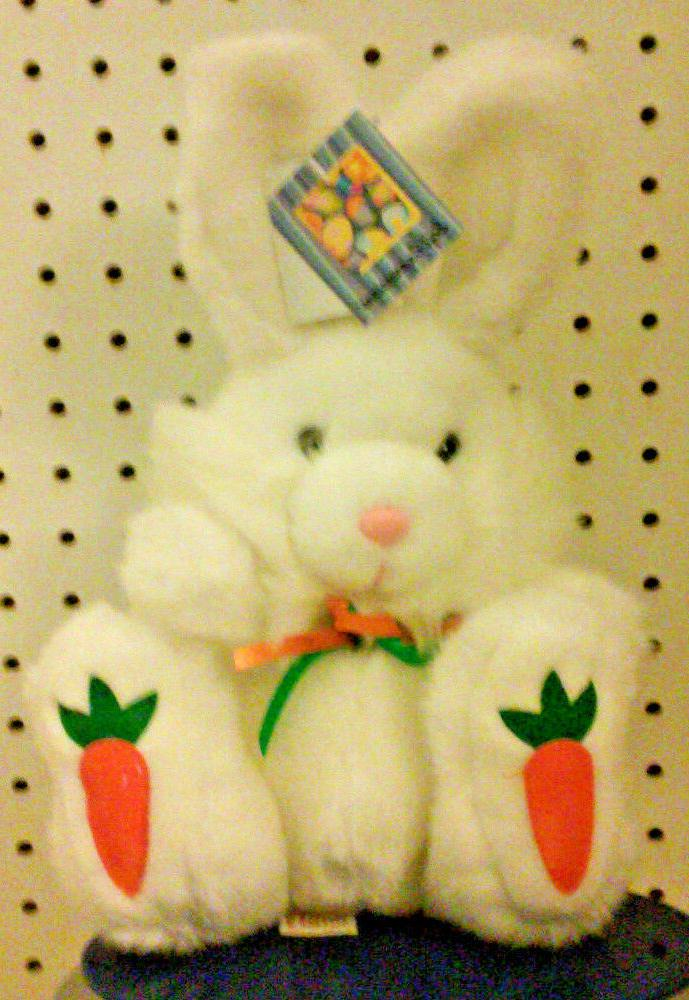 new purple plush bunny collectors choice 11