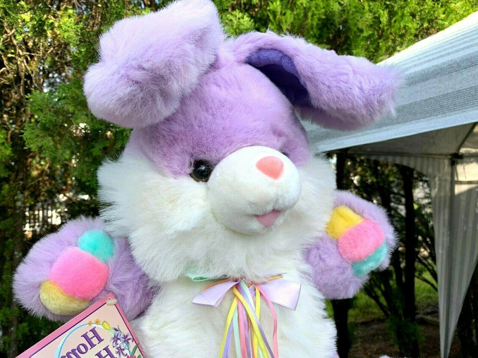 NEW Dee Hoppy Hopster Easter Bunny Toy