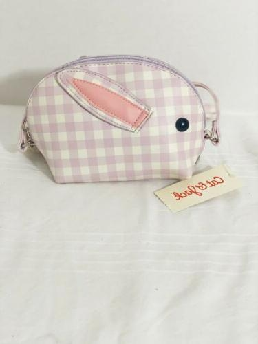 nwt cat and jack girls easter bunny
