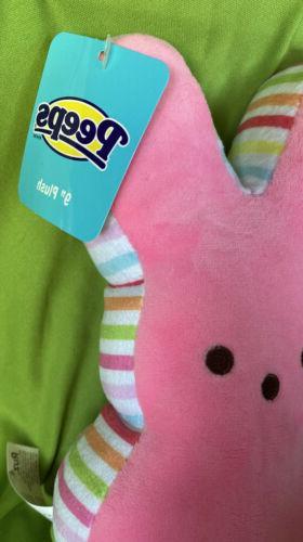 PEEP Plush PEEPS Easter PINK BAG Large Stuffed Animal Toy