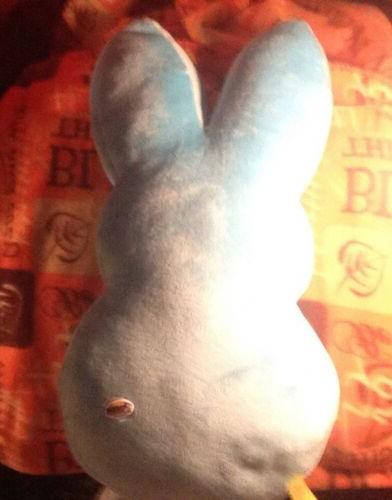 "Peeps Blue 17"" Plush with Tags"
