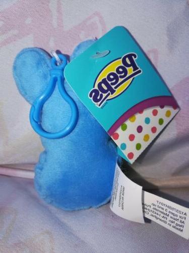 Peeps Bunny Clip