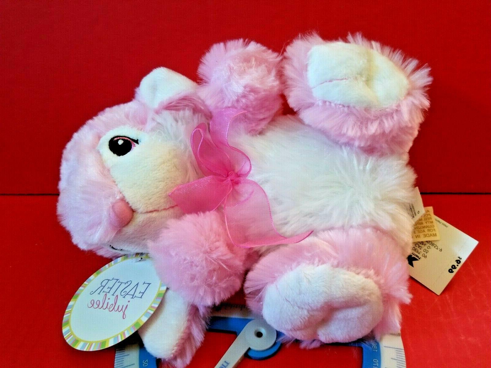 Pink Plush Dan Rabbit Animal DanDee