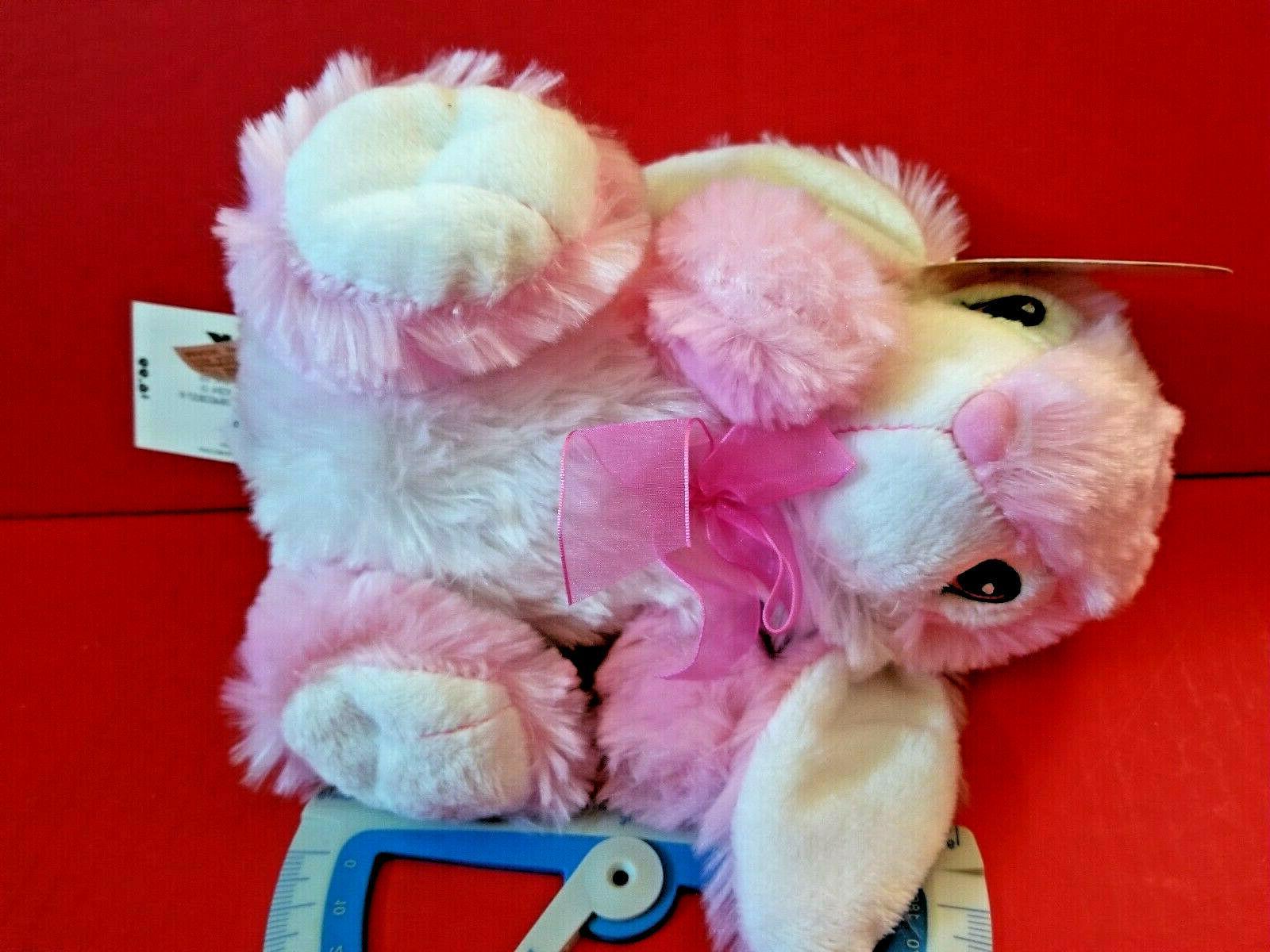 Pink Plush Toy Dan Easter Rabbit DanDee