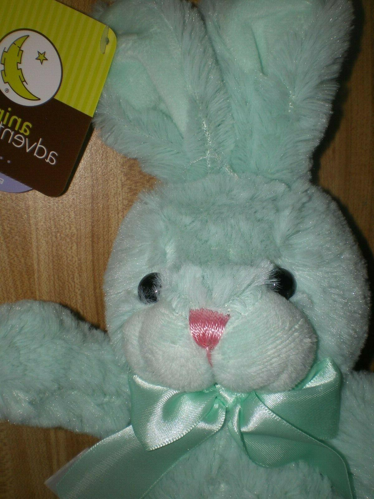 "Plush Bunny Animal NEW 11"" Tall"
