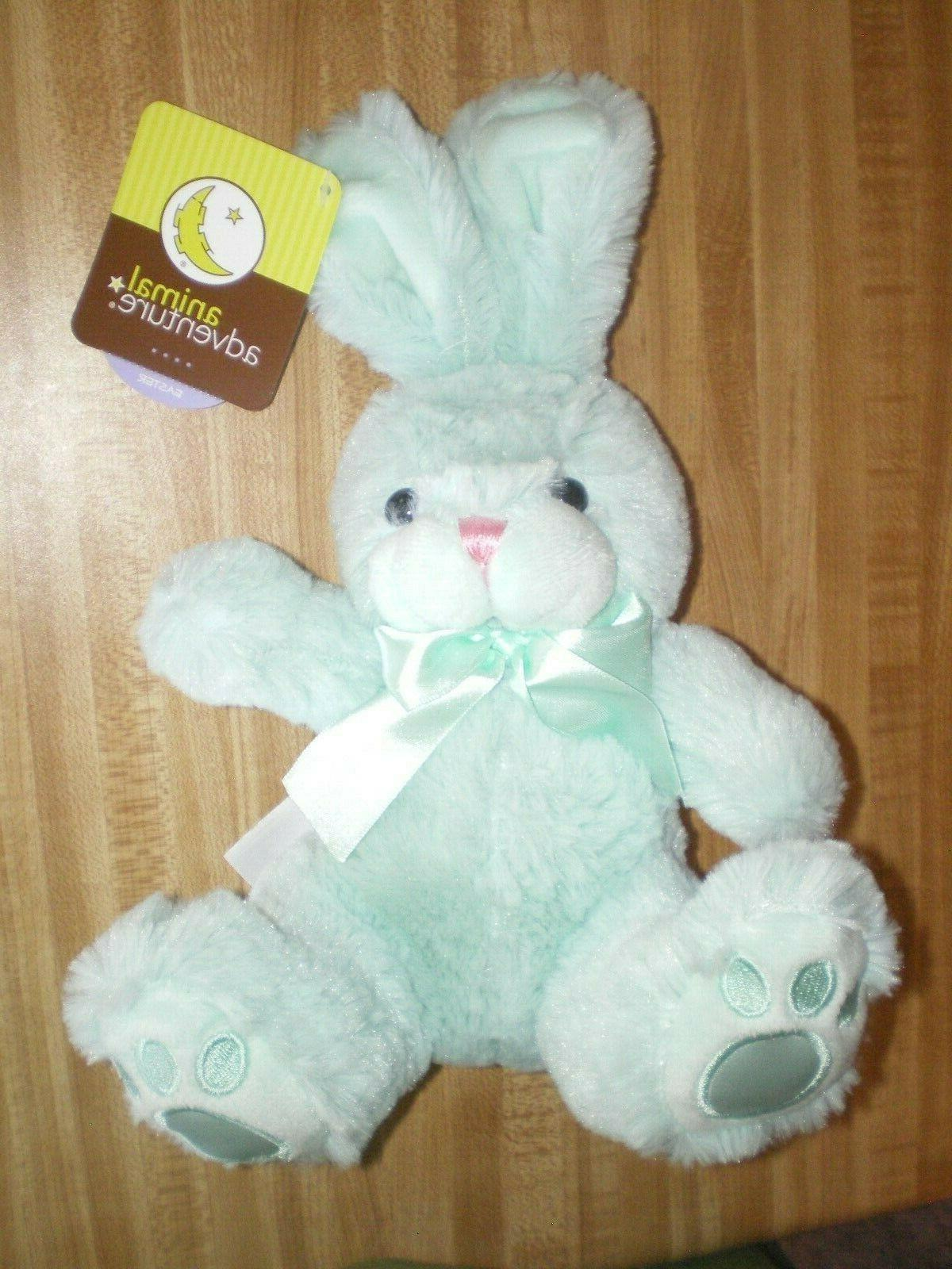 plush easter bunny by new green 11