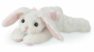 powderpuff soft white bunny
