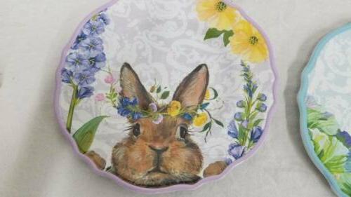 Set Bunny Pastel Salad