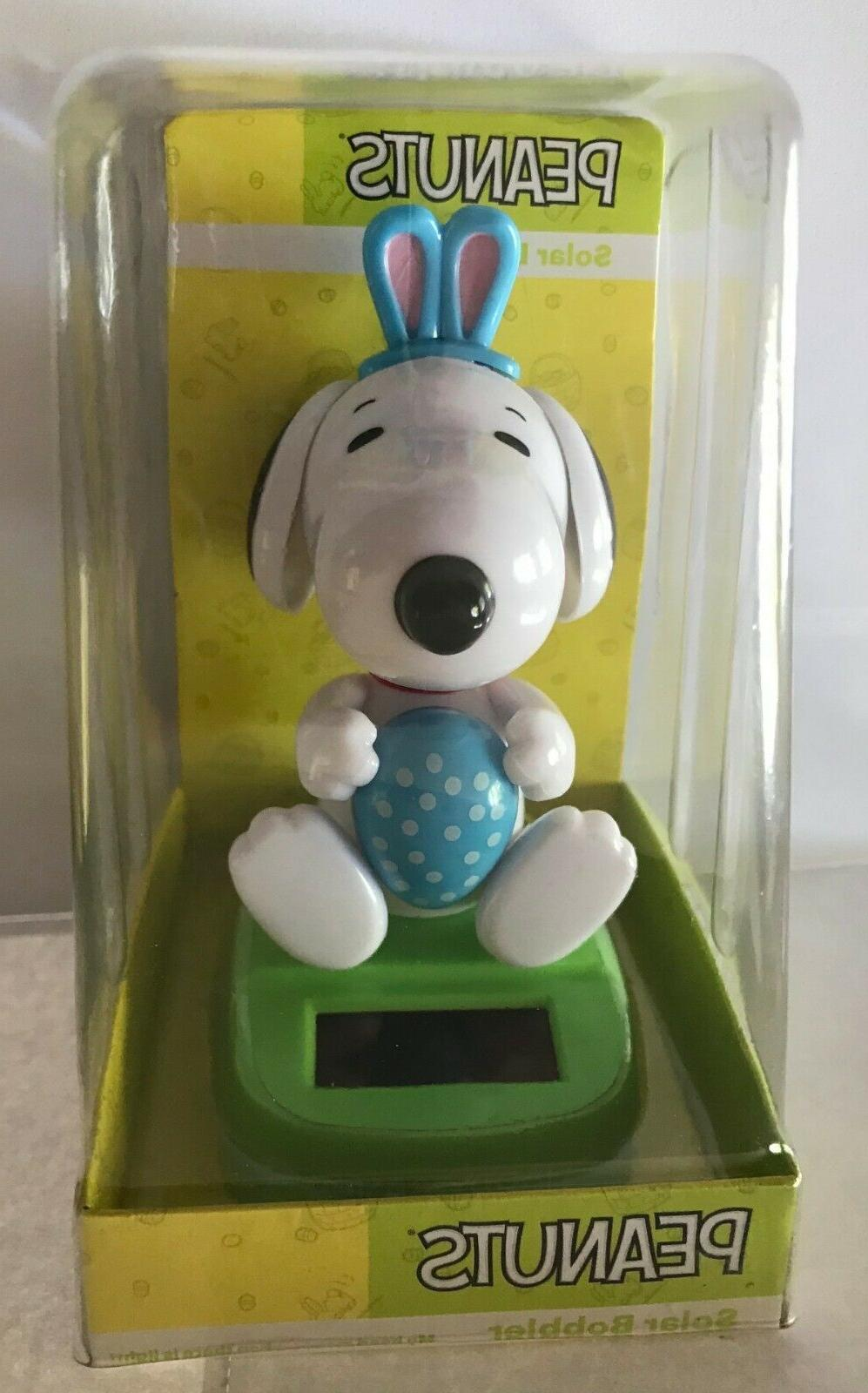 SNOOPY EASTER EGG Basket Collectable