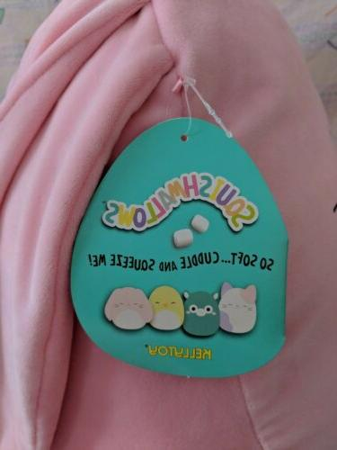 SQUISHMALLOW Bop Easter Pillow Animal,