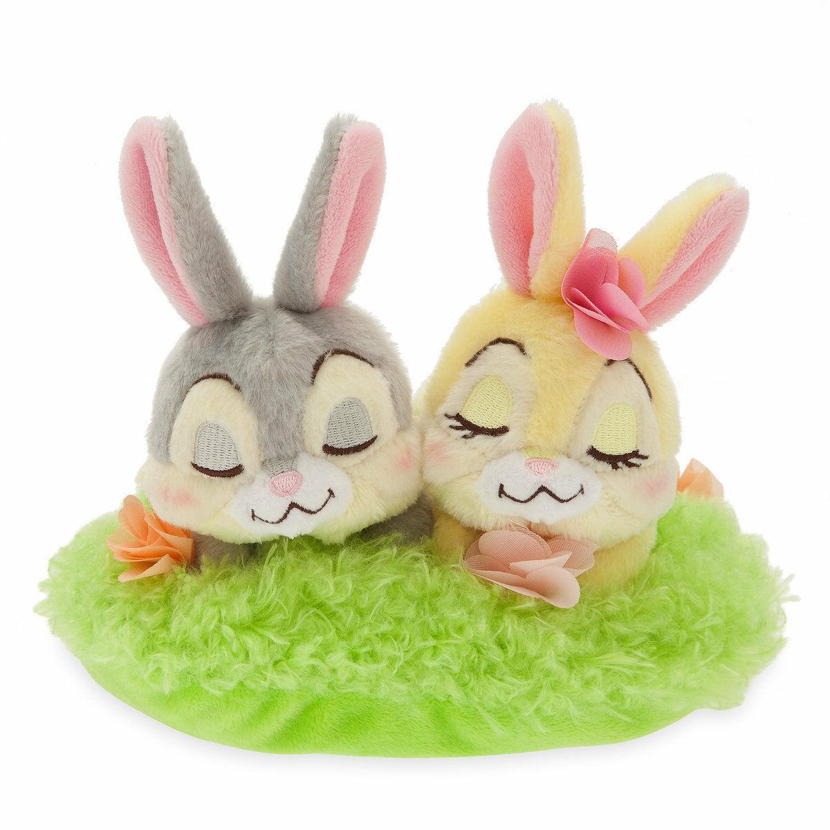 "Disney and Miss Bunny 6.5"" Basket Set"