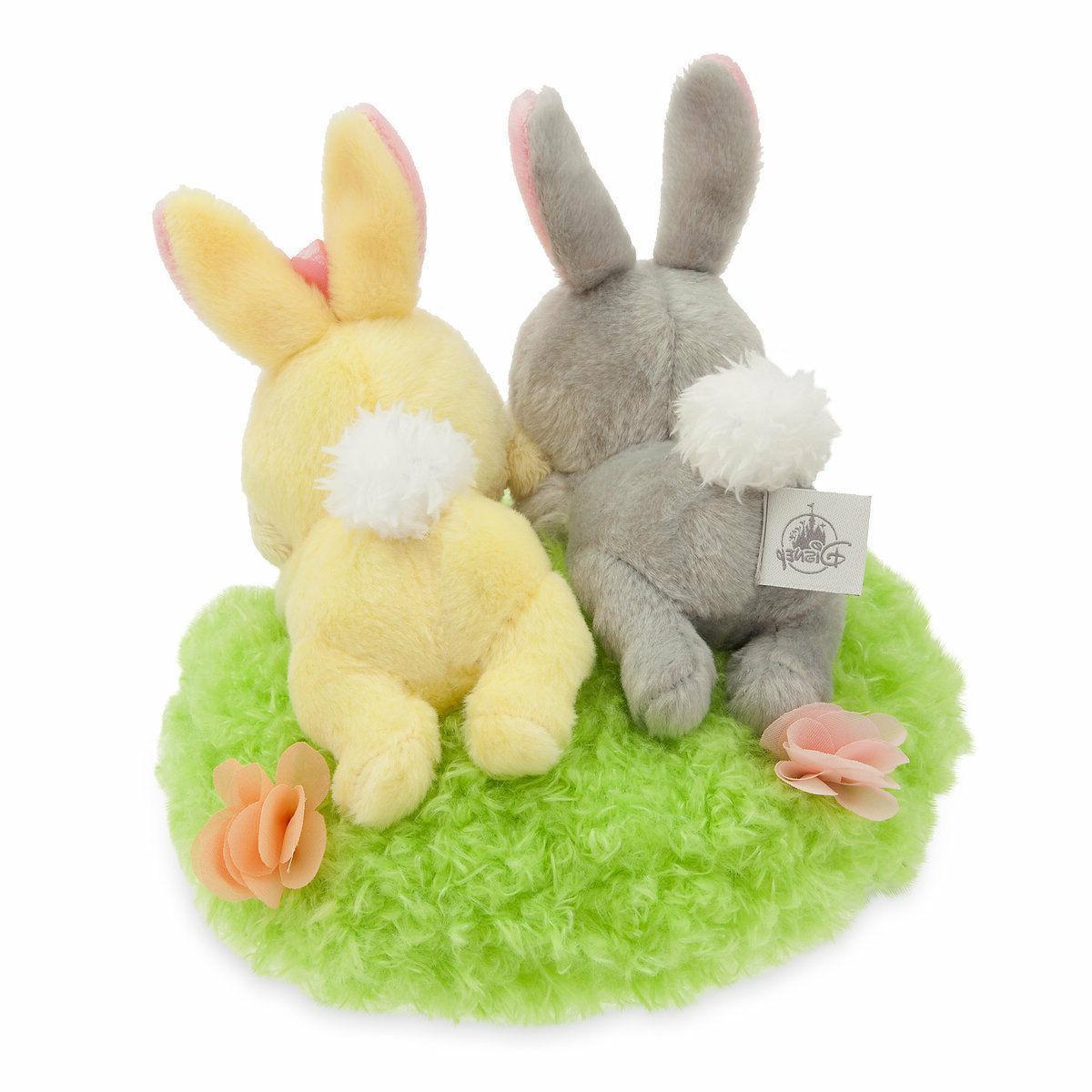 "Disney Store Thumper and Miss 6.5"" Easter Basket Set"