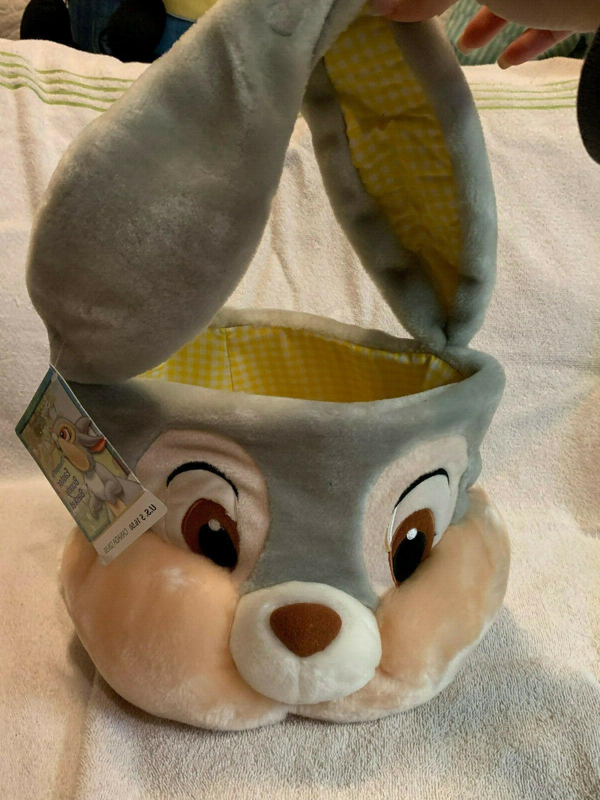 Disney Store Easter Basket Bunny