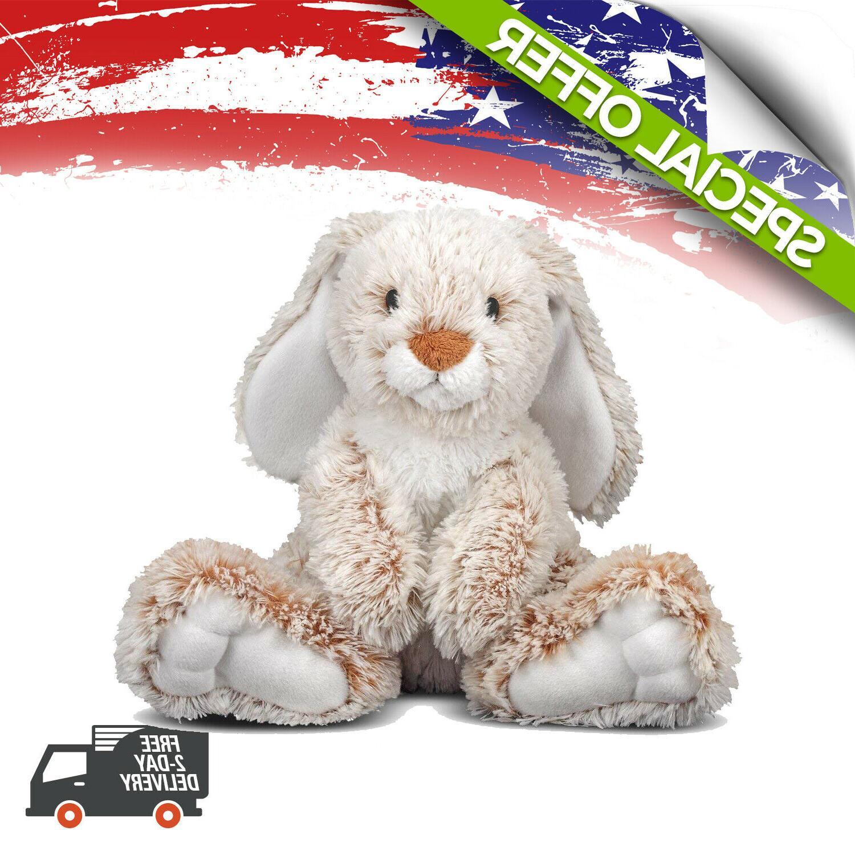 stuffed rabbit plush animal soft kids toys