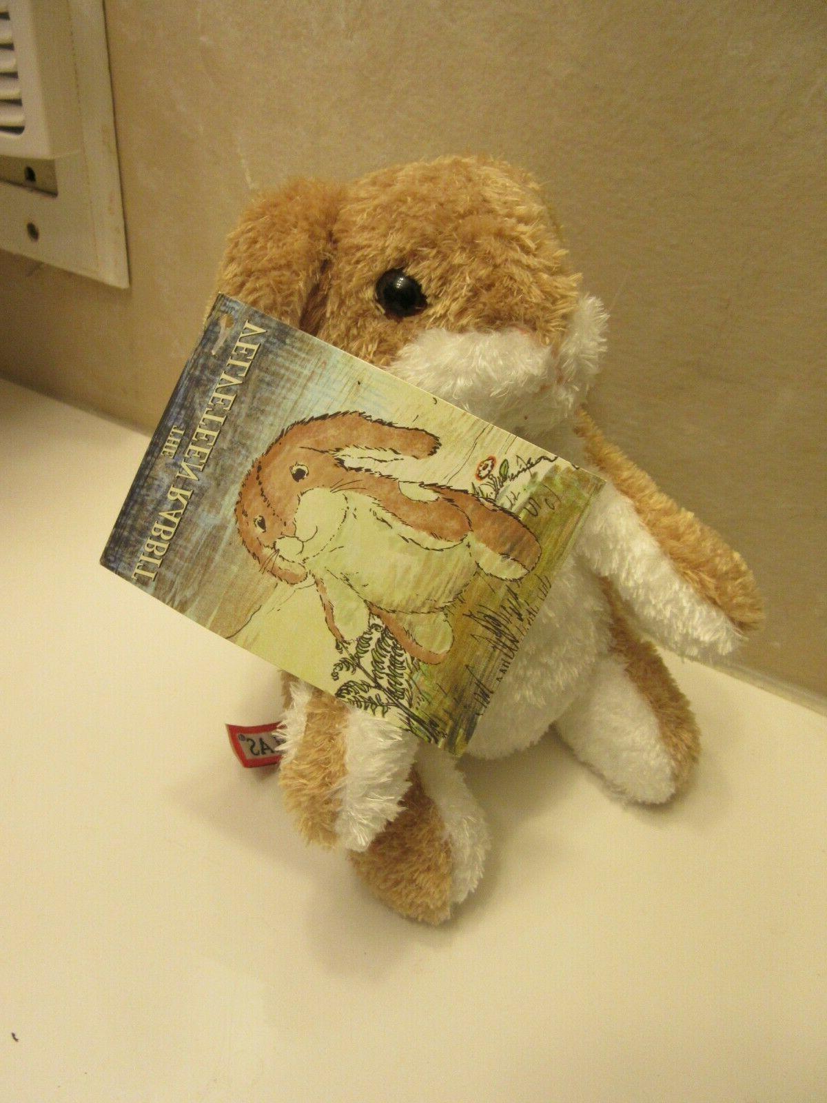 the velveteen rabbit plush stuffed animal toy