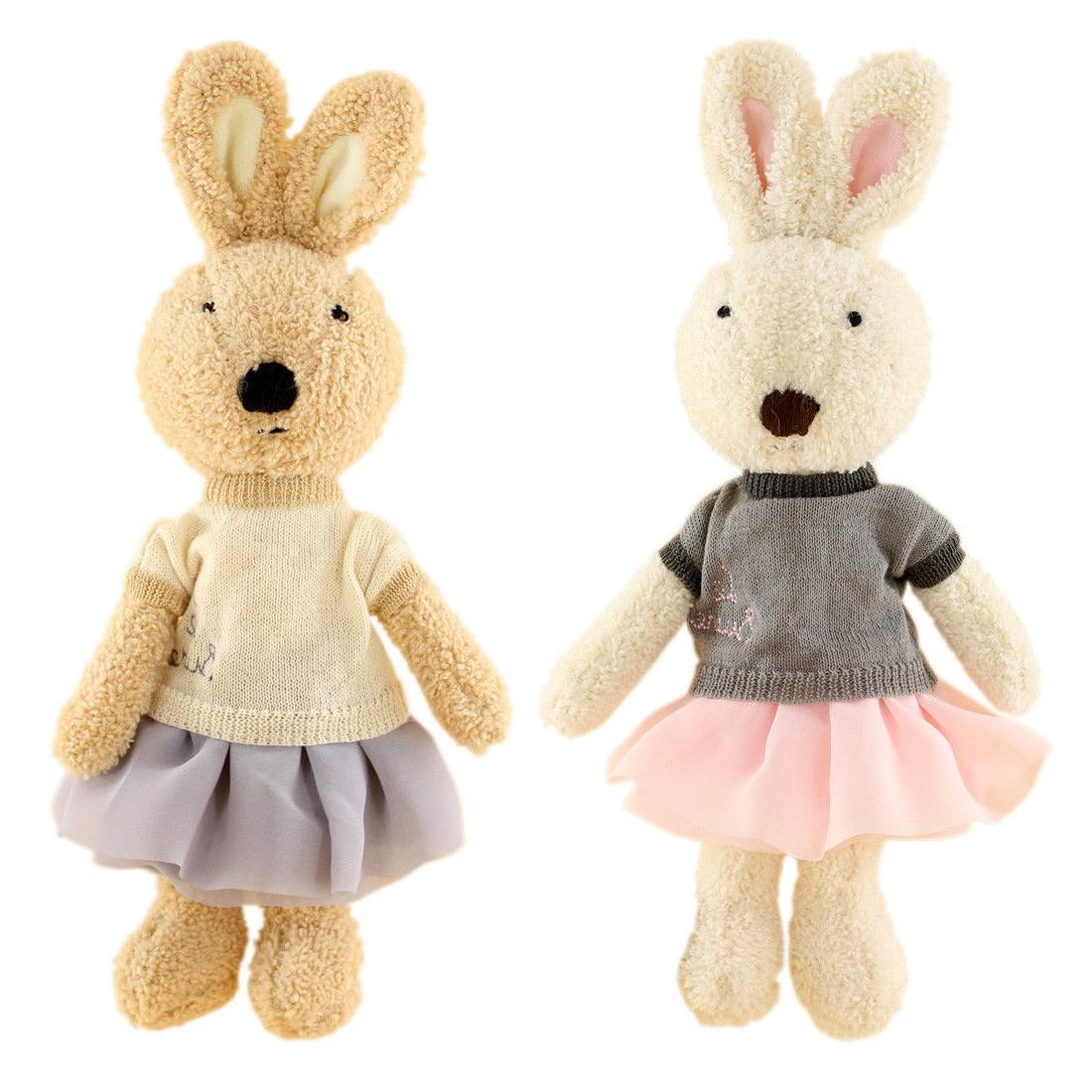 toy bunny rabbits stuffed plush