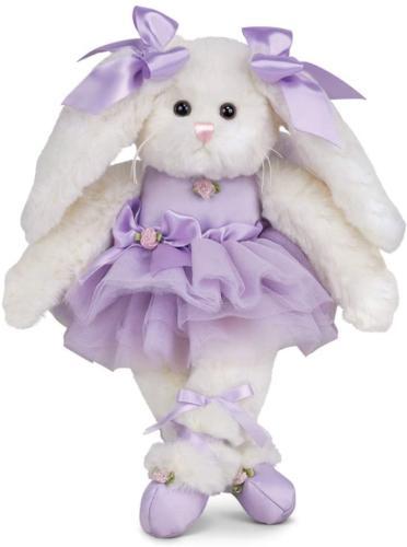 twirlina ballerina stuffed animal dressed