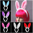 US Easter Bunny Rabbit Ears HeadBand Halloween Kids Dress Up
