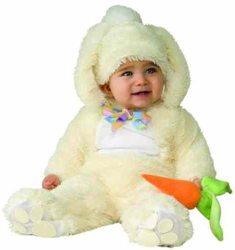 vanilla bunny rabbit animal easter fancy dress
