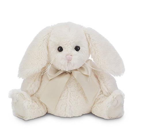 vanilla scented white plush stuffed