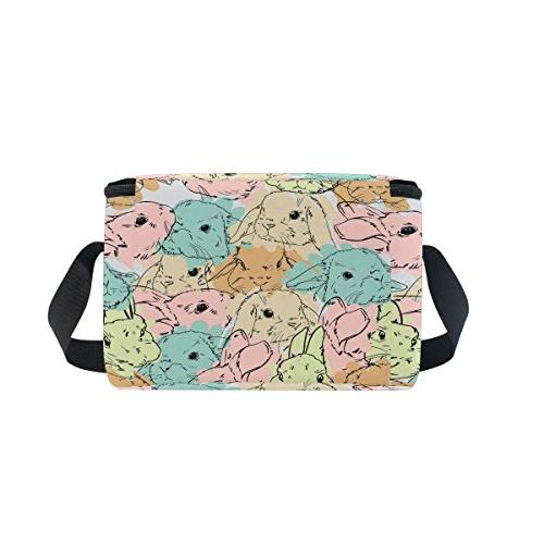 Use4 Easter Insulated Lunch Bag Tote for Picnic Men