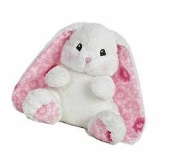 Aurora World Lopsie Wopsie Bunny Plush, White, 13""