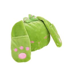 Lovely Cartoon Floppy Easter Bunny Plush Stuffed Animal Toys