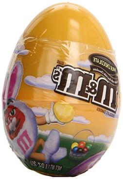 M&M's Chocolate Candy Filled Eggs, Milk Chocolate, 1-Ounce E
