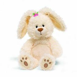 Magnolia Easter Bunny by Gund 13 Inch Plush Rabbit Pink Flow