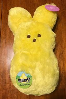 "Peeps Marshmallow Scented 15"" Bunny - Yellow"