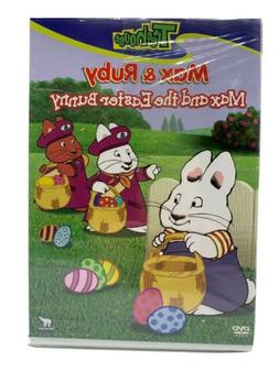 Max & Ruby DVD Max and The Easter Bunny NEW Sealed