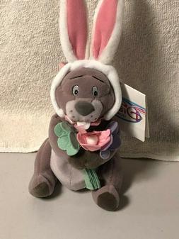 "Disney Mini Bag Easter Bunny Gopher 7"""