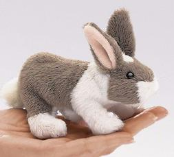 Mini Bunny Rabbit Finger Puppet 5