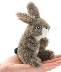 "Folkmanis Puppet Mini Jack Rabbit 3"""