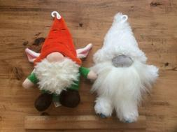 "NEW 11"" The Gnomlins Aurora Gnome Easter Bunny Carrot Top"