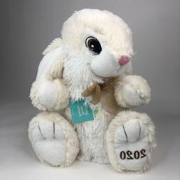 New Hoppy Hopster Easter Bunny 2020 Dan Dee Ivory/White Fluf