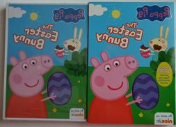 NEW PEPPA PIG: THE EASTER BUNNY DVD 1 DISC SET FREE WORLDWID