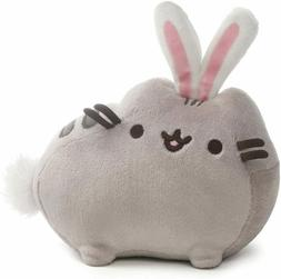 Gund NEW Pusheen EASTER BUNNY Plush Cat Kitty 6-Inch