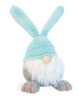New Spring Soft EASTER BUNNY GNOME DOLL Rabbit Ears Feet Fig